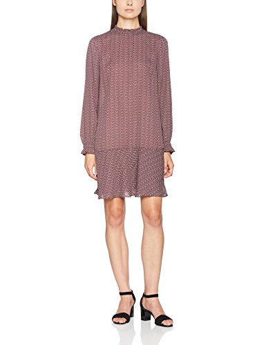 OPUS Wolant, Vestido para Mujer Rot (DRIED Berry 4067)