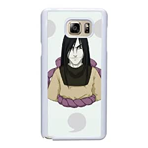 Custom made Case,Orochimaru Naruto Cell Phone Case for Samsung Galaxy Note 5, White Case With Screen Protector (Tempered Glass) Free S-7305930