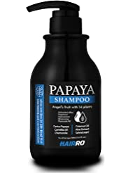 Pure Natural, Paraben & Sulfate Free, all scalp damage care papaya shampoo using retinispora oil 16.9oz