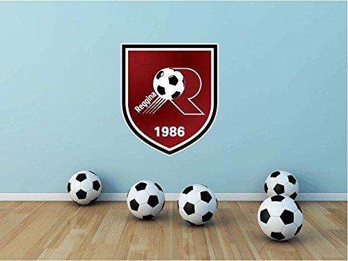 Reggina Calcio FC Italy Soccer Football Sport Art Wall Decor Sticker 25'' X 21'' by postteam
