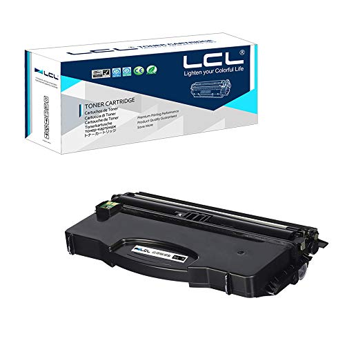 - LCL Remanufactured Toner Cartridge Replacement for Lexmark 12015SA 12035SA E120 E120N (1-Pack Black)