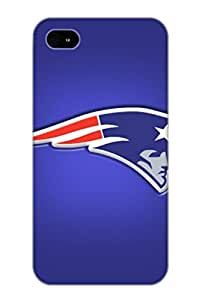 Cute High Quality Iphone 4/4s New England Patriots Case Provided By Rightcorner