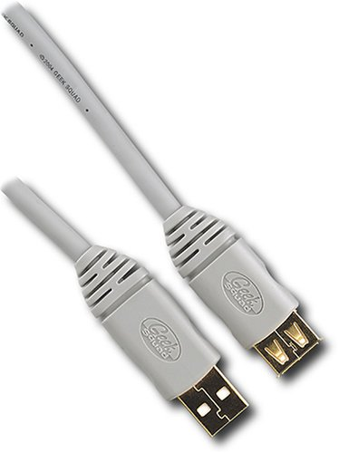 10' USB 2.0 A/A Extension Cable