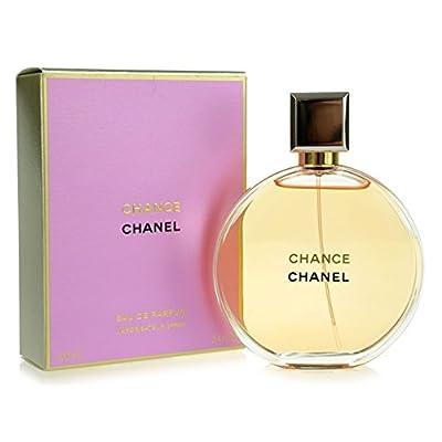 C H A N E L Chance eau de parfum spray (EDP) 3.4 OZ/100 ml. (New in Box) - 4033160 , B01FRA008E , 454_B01FRA008E , 161.85 , C-H-A-N-E-L-Chance-eau-de-parfum-spray-EDP-3.4-OZ-100-ml.-New-in-Box-454_B01FRA008E , usexpress.vn , C H A N E L Chance eau de parfum spray (EDP) 3.4 OZ/100 ml. (New in Box)