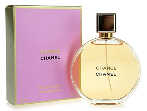 - C H A N E L Chance eau de parfum spray (EDP) 3.4 OZ/100 ml. (New in Box)