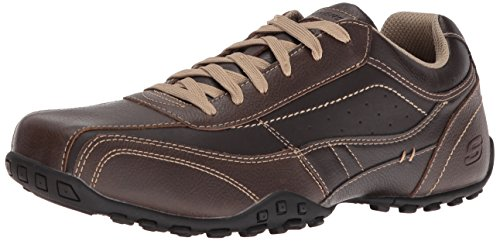 Skechers Hombres Citywalk Elison Oxford Brown