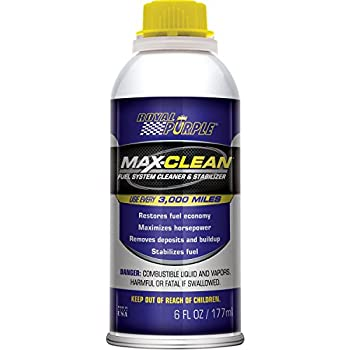 Royal Purple ROY11754 Max-Clean Fuel Cleaner - 6 oz.