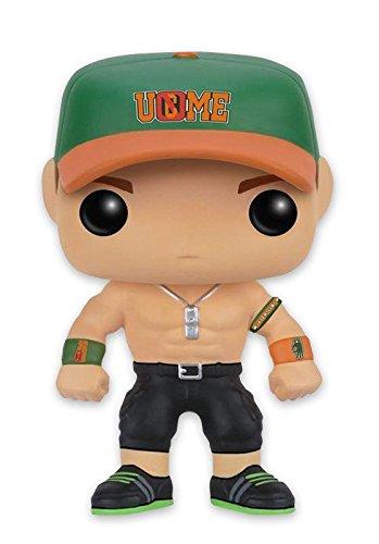 WWE: John Cena Never Give Up POP Figure