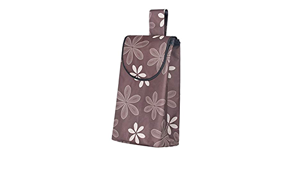 5 Colors Oxford Cloth Waterproof Shopping Cart Bag for Trolley with Double Side Spare Bags SH-gwtc Shopping Cart Replacement Bag Color : D