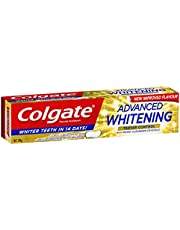 Colgate Advanced Whitening Tartar Control Toothpaste with micro-cleansing crystals 190g