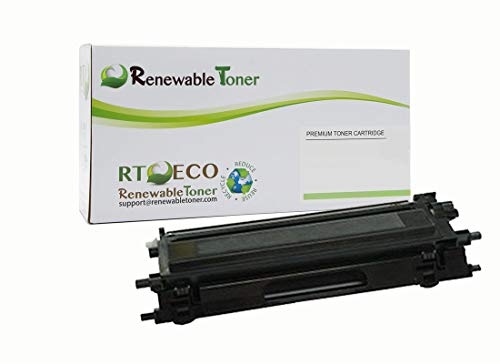 Renewable Toner Compatilbe High Yield Toner Cartridge Replacement for Brother TN115 TN-115 for use in DCP 9040 9045 HL 4040 4070 MFC 9440 9450 ()