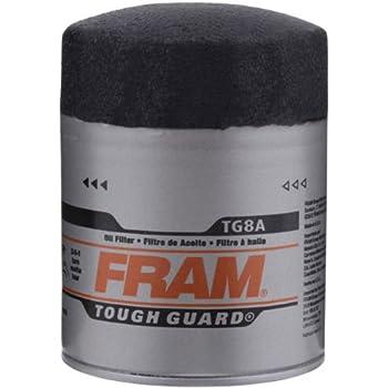 FRAM TG8A-1 Tough Guard Passenger Car Spin-On Oil Filter