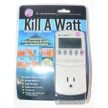 P3 INTERNATIONAL P3-P4400 Kill-A-Watt Electric Usage Monitor