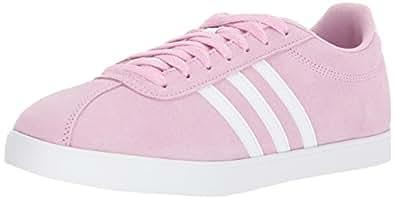 adidas Womens Courtset W Pink Size: 5.5