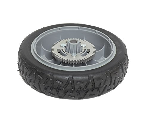 GENUINE OEM LAWNBOY PARTS AND ACCESSORIES - WHEEL GEAR ASM, 8-INCH 107-1918 (1918 Auto)