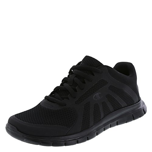 Champion Women's Black Gusto Runner 8.5 M US (Womens Running Shoes Champion compare prices)