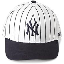 47 Brand MLB New York Yankees MVP Cap - Pinstripe Kids