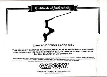 Amazon com - Resident Evil 5 Promotional Laser Cell - Frames