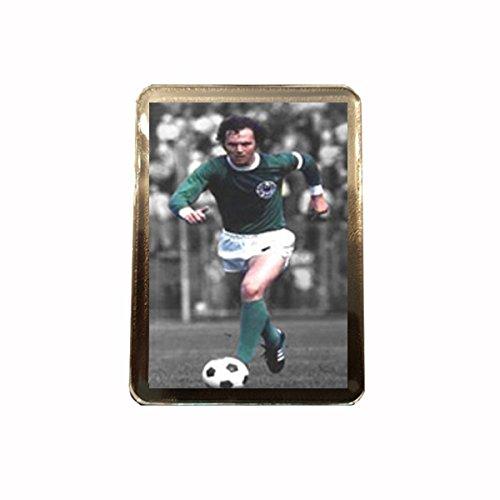 Mundo Fútbol iconos - Imán para nevera (Beckenbauer): Amazon.es: Hogar