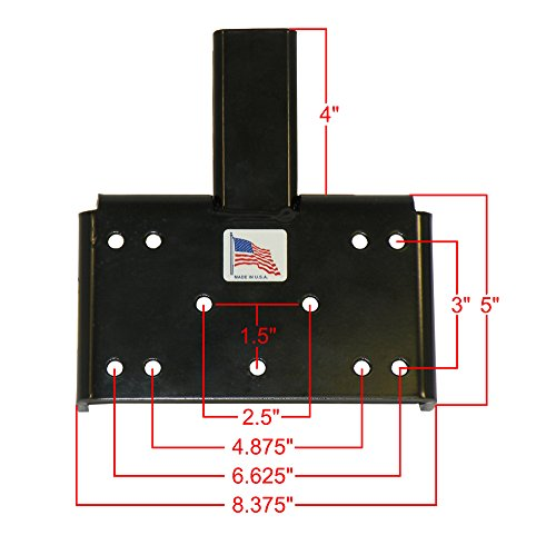 Buy atv winches mounts