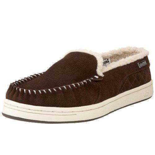 Globe Men'S Castro Sneaker,Choco/Antique,6 D