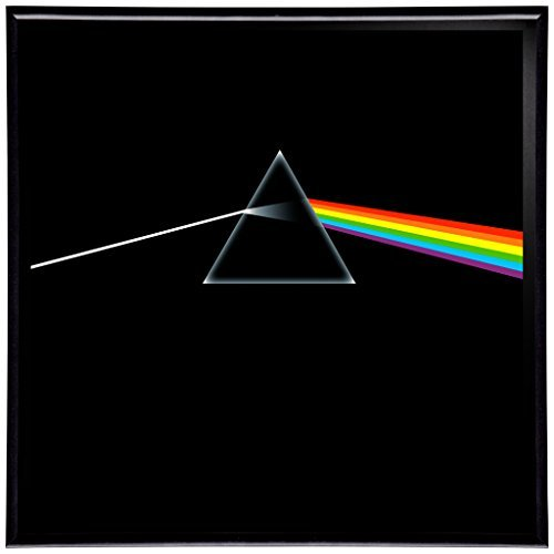 Pink Floyd Dark Side of the Moon Framed 12