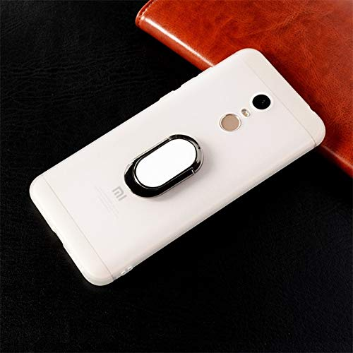 sale retailer 24d93 11582 Amazon.com: Ring Holder Phone Case for Xiaomi Redmi 5 Plus Note 5 5A ...