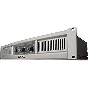 QSC GX5 500-Watt Power Amplifier