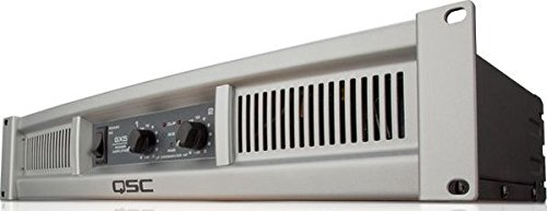 QSC GX5 500-Watt Power Amplifier - Dj Amplifier Power Amp