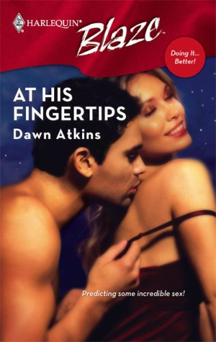 book cover of At His Fingertips