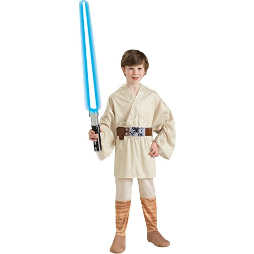Luke Skywalker Costume Pattern (Luke Skywalker Costume - Large)