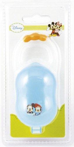 Porta Chupetes Mickey y Minnie: Amazon.es: Bebé