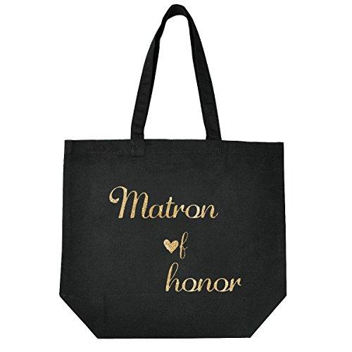 Matron Of Honor Tote Bag - 3