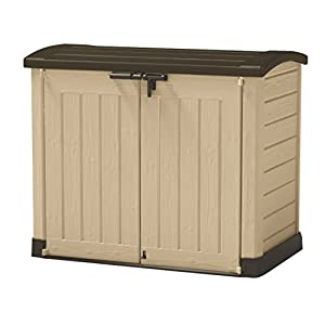 Keter Store It Out Arc 1200 Litre Plastic Garden Storage