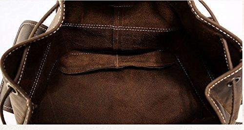 Jsix , Zaino Casual    dark Marronee | Di Qualità Superiore  | Raccomandazione popolare  1b3772