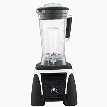 1052 110 V sin BPA, 3 CV) 2200 W Heavy Duty Comercial Batidora mezclador exprimidor de alta potencia robot hielo Smoothie Bar frutas: Amazon.es: Hogar