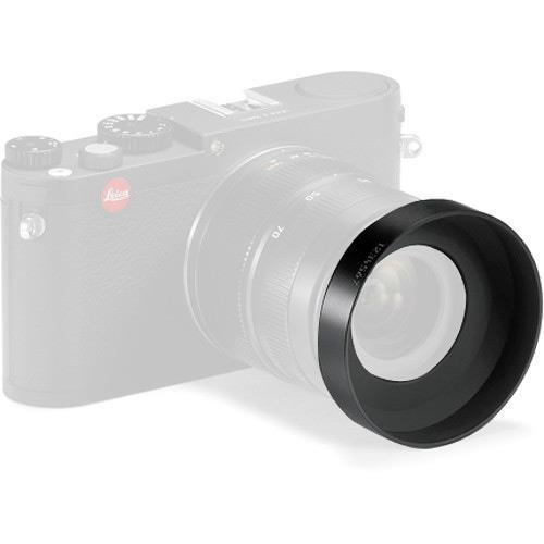 Leica Vario Lenshood for Digital Camera (Black) (Hood Leica)