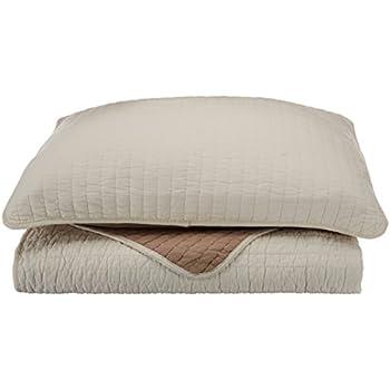 Amazon Com Marcini Luxury King Size 3 Piece Cotton Quilt