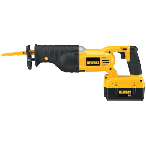 DEWALT DC305K 36-Volt Lithium-Ion Cordless Reciprocating Saw Kit with NANO Technology