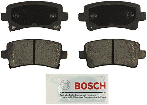 Bosch BE1430 Blue Disc Brake Pad Set ()