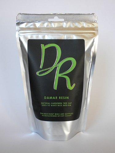 Damar Resin 8 oz Resealable Bag by Enkaustikos