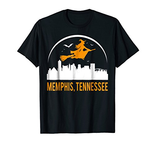 Witch Of Tennessee Capital Memphis Cool Funny T-shirt