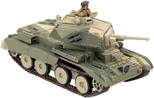 - Flames Of War British A13 Cruiser Mkiva (desert) (1 Vehicle, Early War)