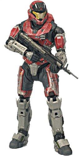 [Halo Reach McFarlane Toys Series 1 Exclusive Action Figure BRICK / STEEL Spartan Mark V B (Male)] (Spartan Mark)