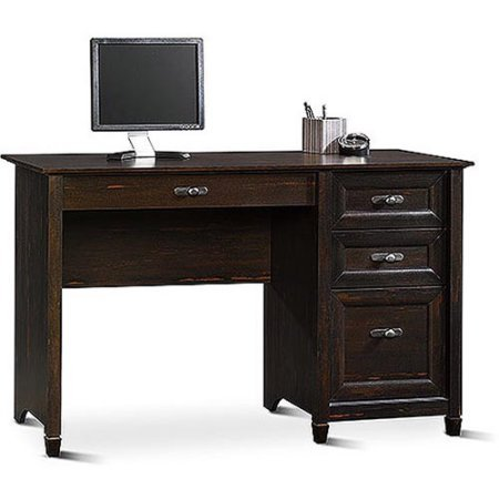 Sauder New Cottage Desk Antique Black