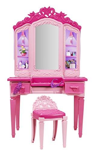 Barbie Princess Power Superhero Vanity Playset