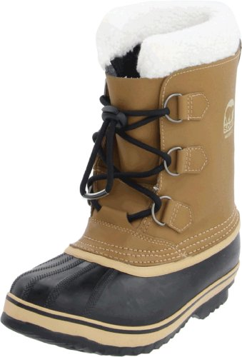 Sorel Yoot Pac Tp Winter Boot,Mesquite,6 M US Big Kid