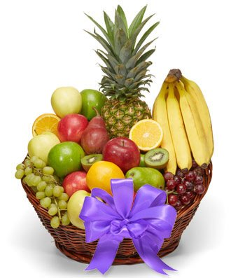Farmstand Finest Fruit Gift - Same Day Gift Baskets Delivery - Fresh Fruit Baskets - Fruit Basket Delivery - Organic Fruit Baskets - Best Gift Baskets
