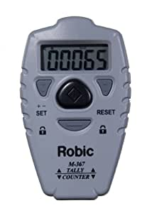 Robic M367 Digital Pitch and Tally Counter