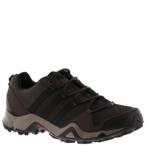 adidas outdoor Terrex AX2R Hiking Shoe - Men's Black/Night Brown/Black 11
